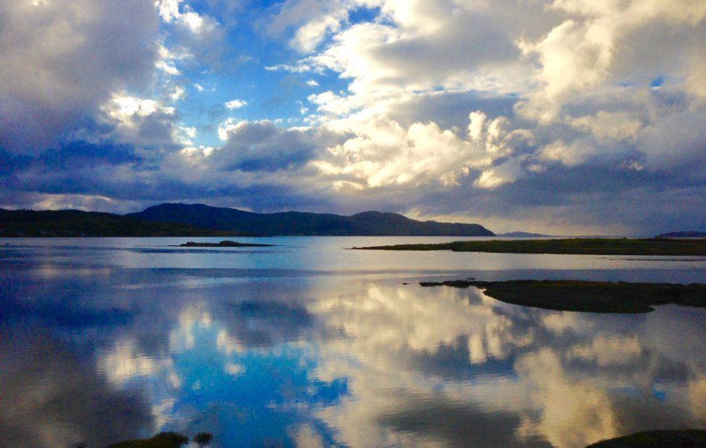 Himmlische Isle of Skye